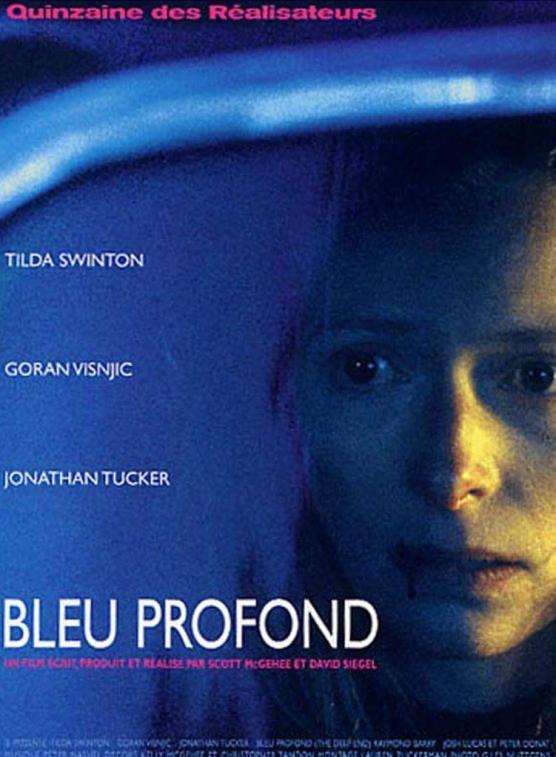 Drame Bleu profond