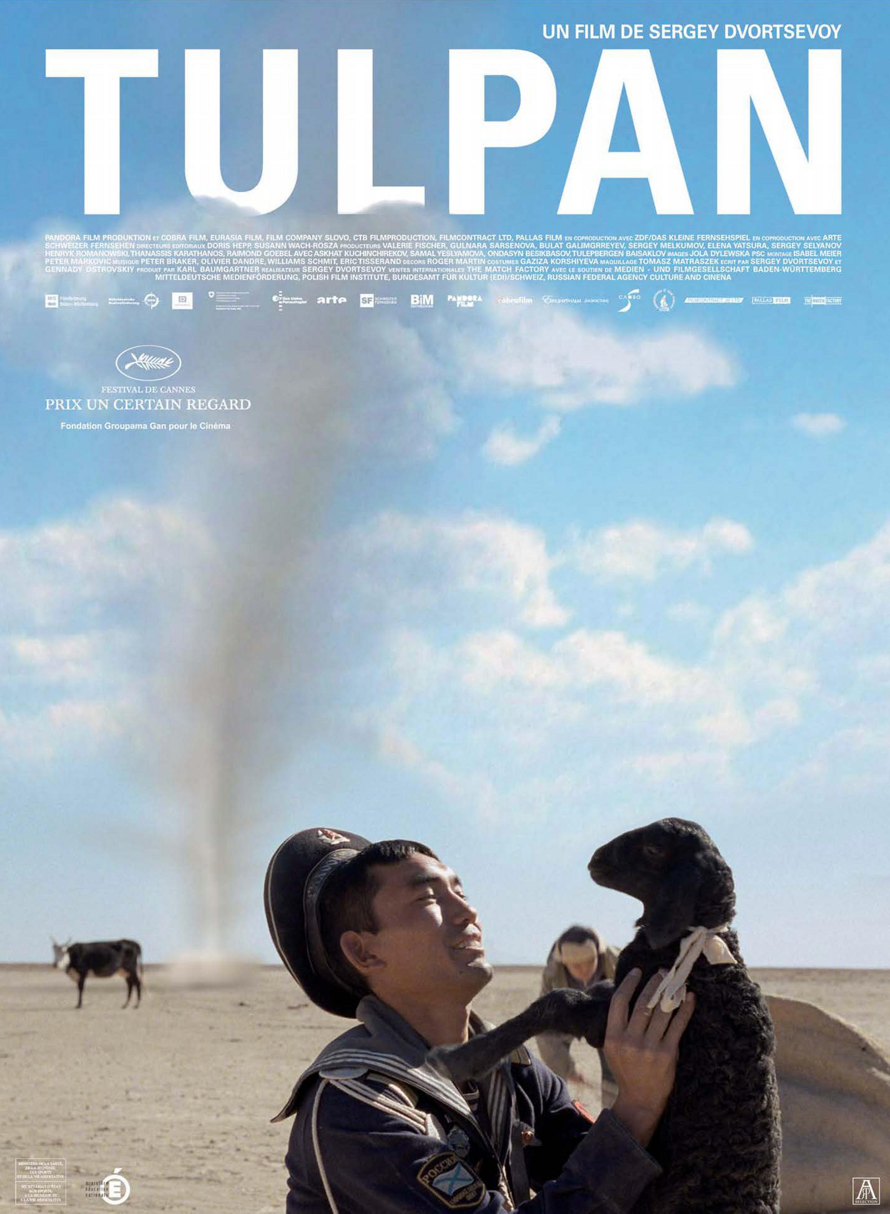 Comédie dramatique  Tulpan